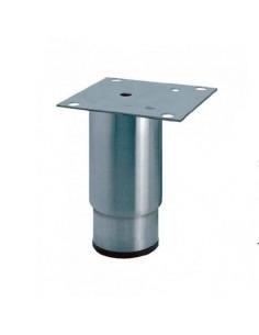 Pata de acero para mesa cilíndrica