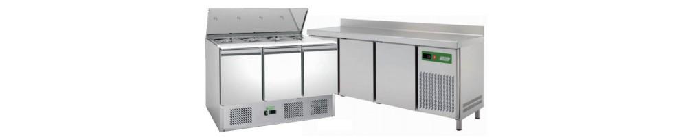Mesas refrigeradas | Mi Mobiliario Hostelería