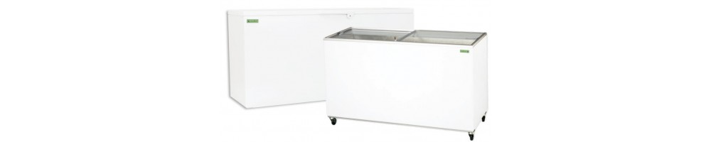 Congeladores arcones | Mi Mobiliario Hostelería